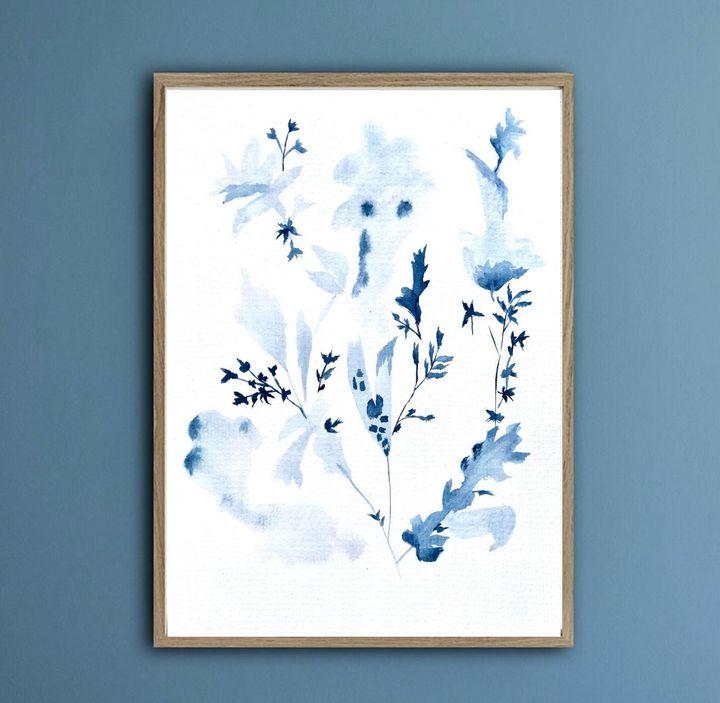 Garden of Blue - The Sally Society