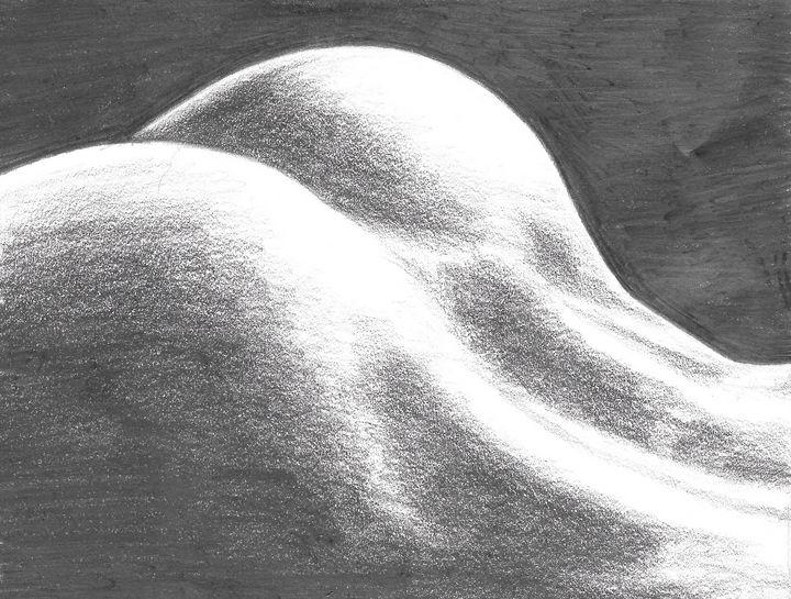 Shadowed Butt - Lazanny