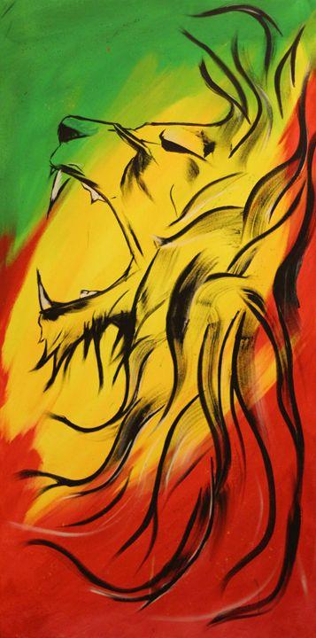 Lion of Judah - Sweeney