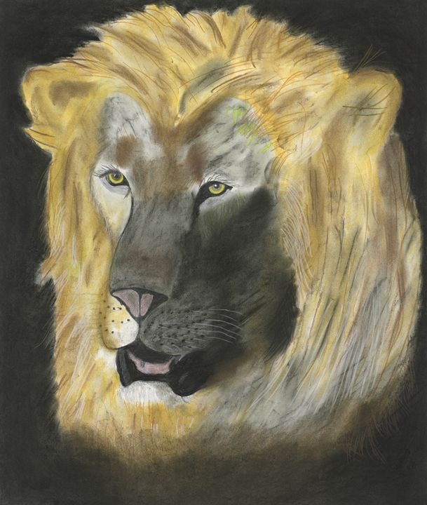 LION HEAD - samsartplace