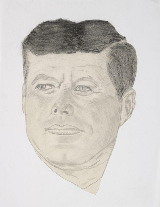 John F. Kennedy - samsartplace