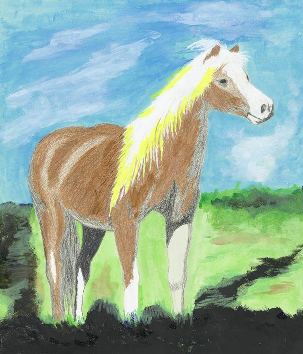 Horse - samsartplace