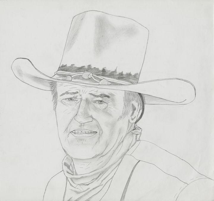 JOHN WAYNE-DUKE - samsartplace