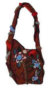 Gypsy at heart handbag - Ina Disguise - Carpet Artist