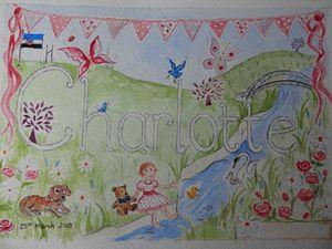 Charlotte - An Original Gift
