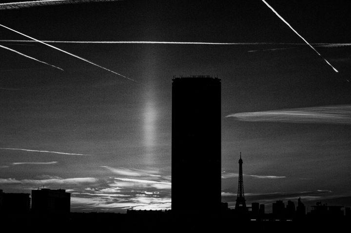 The Three Towers [Black&White] - Nicolas Rossetto