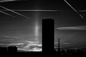The Three Towers [Black&White]