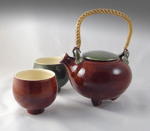 Teapot for Two - NelaCeramics Gallery