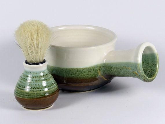 Shaving Mug for Him - NelaCeramics Gallery