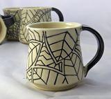 Coffe Mug in B&W