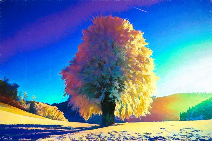 Colorful Dream Tree - Covester