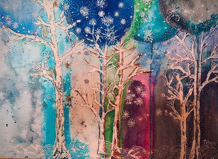 Winter Harmony - Smiling Buddha Gallery