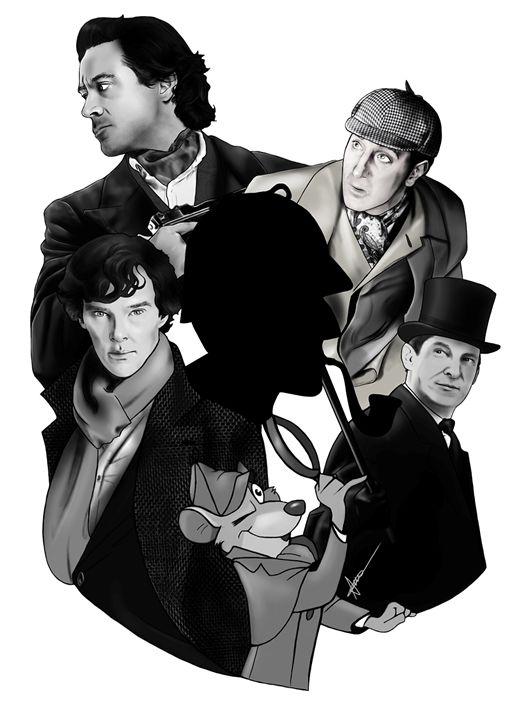 Sherlocks - Amba Gem Art