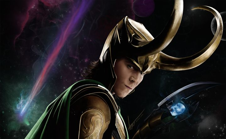 Loki Laufeyson - Amba Gem Art
