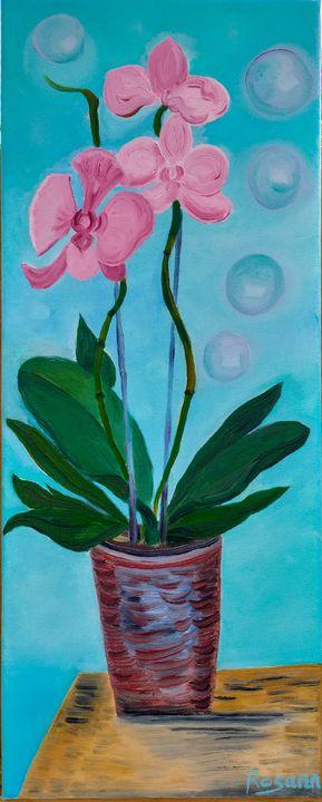Bubble Orchid - Rosann
