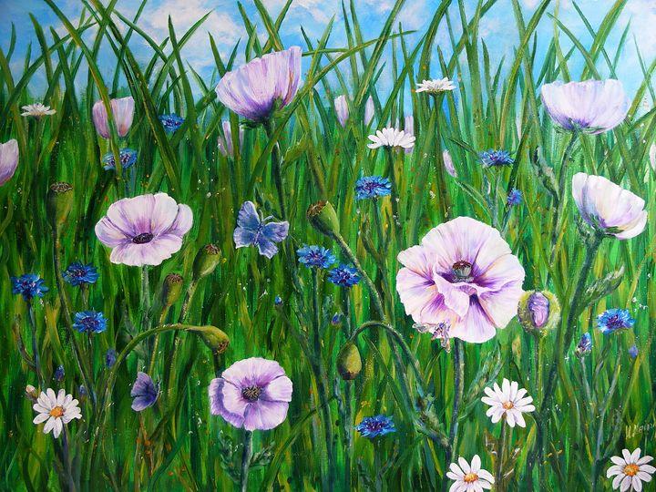 Wildflowers - TinaH
