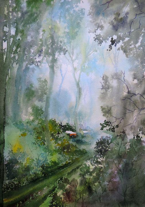 Deep - Ajit Bhat Finearts