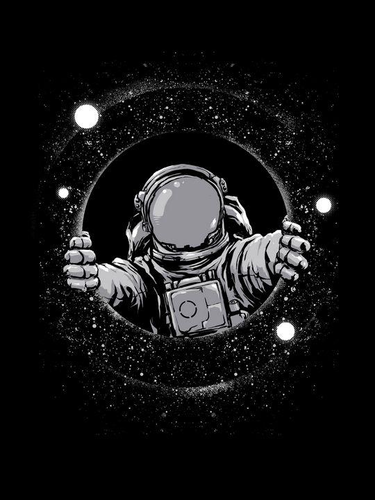 Black Hole - Digital Carbine