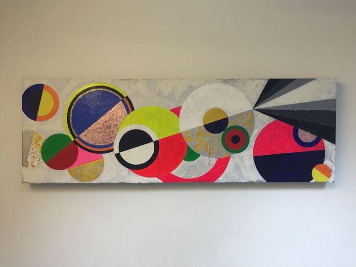 Direction of Circles - BERNITA SHELLEY