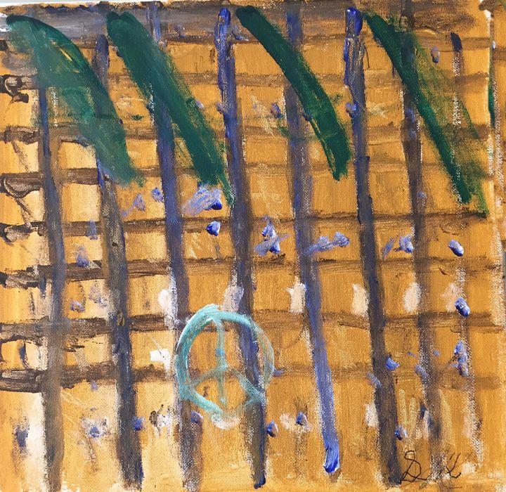 Wailing Wall of Peace - Gene K