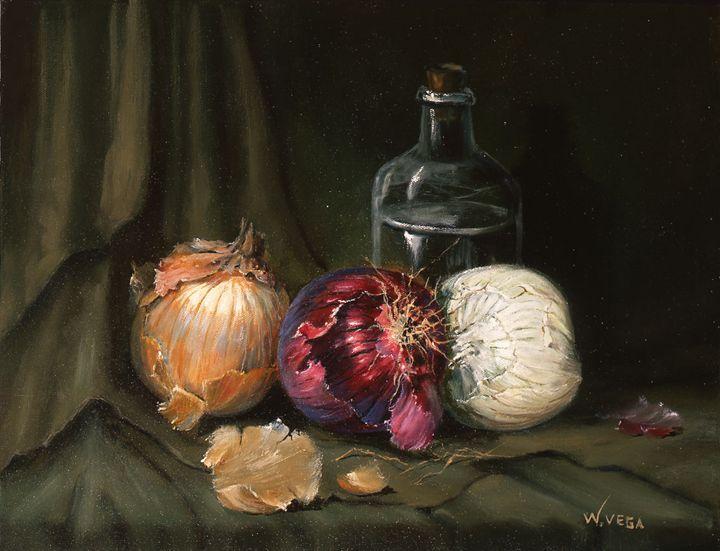 Onions - William Vega