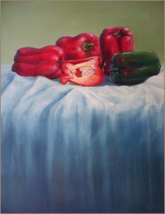 Pepper - William Vega