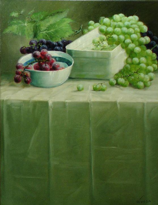 grapes - William Vega