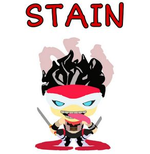 Hero killer : STAIN