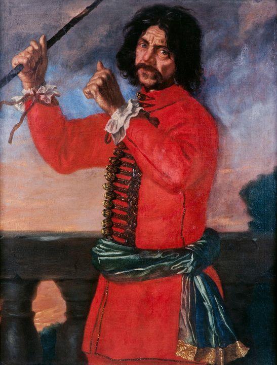 David Klöcker Ehrenstrahl~The Count' - Old master