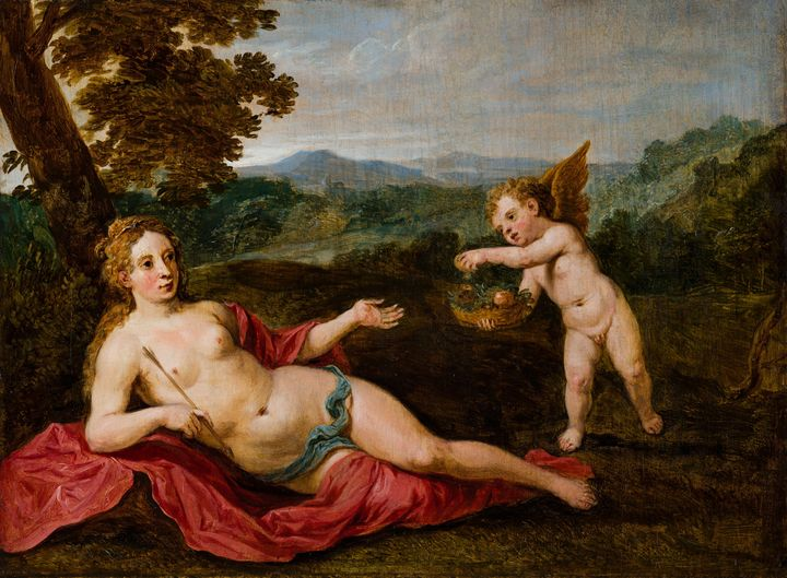 David Teniers the Younger~Venus and - Old master