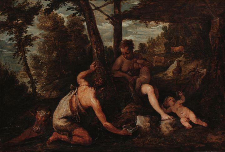 David Teniers, copy of Paolo Verones - Old master
