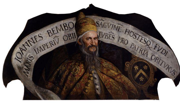 Domenico Tintoretto~Portrait of Doge - Old master