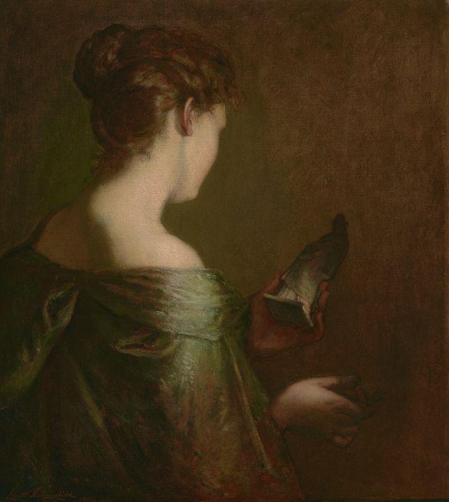 Elliott Daingerfield~Tanagra - Old master