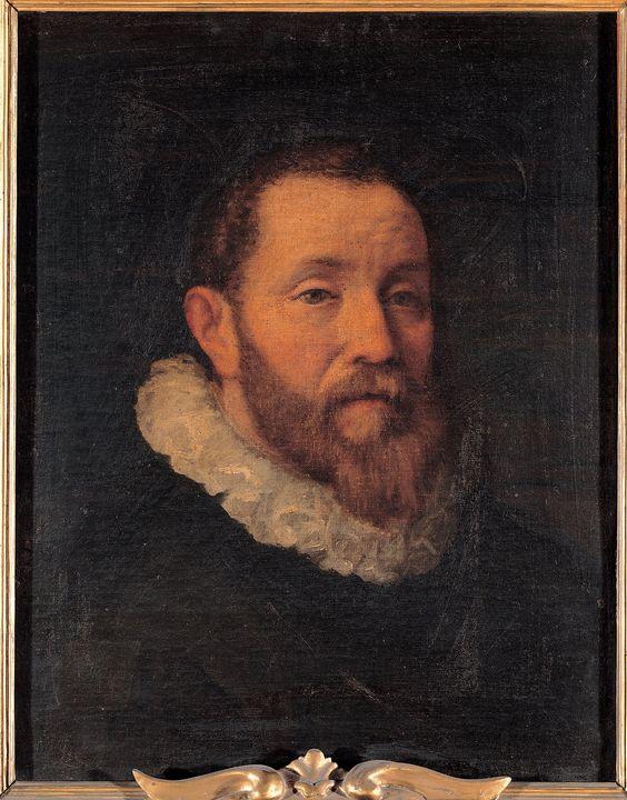 Federico Zuccari~Self-portrait - Old master