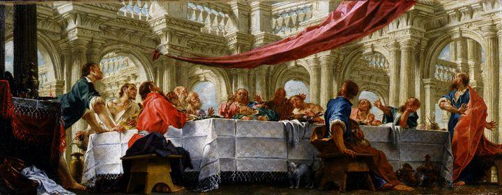 Fra Stefano da Carpi (Giuseppe Barna - Old master