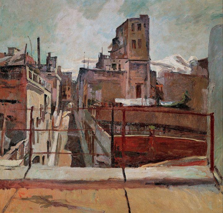 Francesc Gimeno i Arasa~Noguera Stre - Old master
