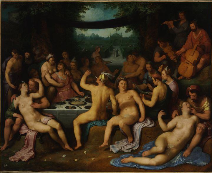 Cornelis Cornelisz. van Haarlem~The - Old master