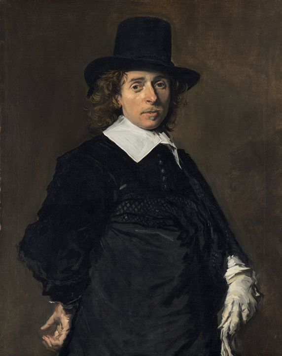Frans Hals~Adriaen van Ostade - Old master