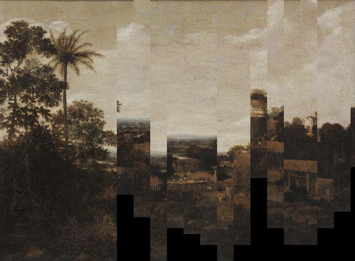 Frans Post~Brazilian Landscape (2) - Old master
