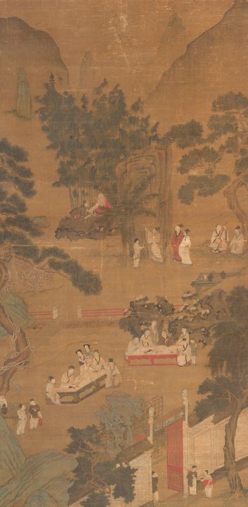 Copy of Qiu Ying (Chinese, about 148 - Old master