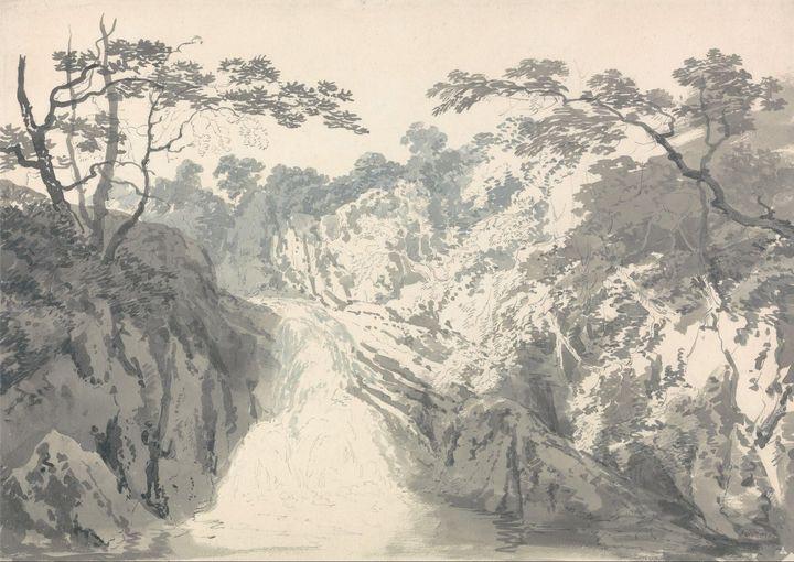 J. M. W. Turner, Edward Dayes~Landsc - Old master