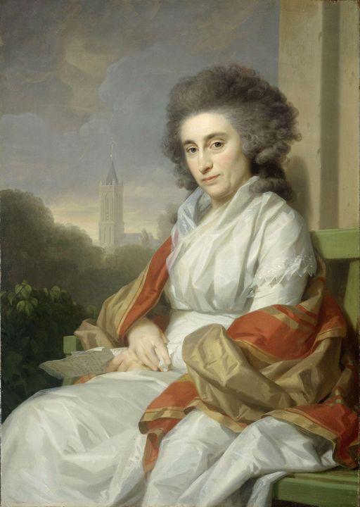 Johann Friedrich August Tischbein, A - Old master