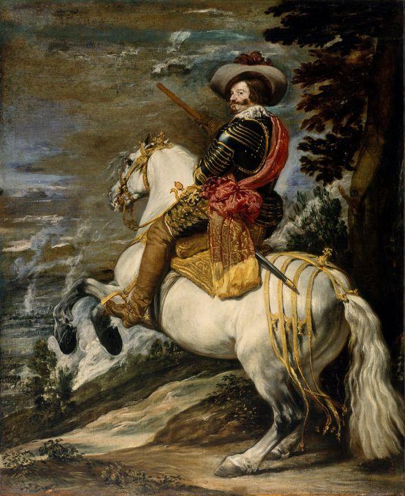 Juan Bautista Martínez del Mazo, Die - Old master