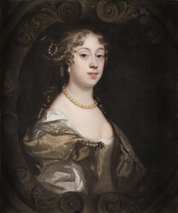 Mary Beale, Peter Lely~Lady Abigail - Old master