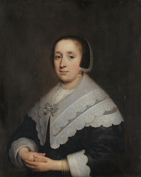 Cornelis I Jonson van Ceulen~Portrai - Old master