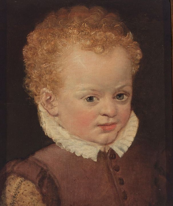 Paolo Veronese~Portrait of a Young B - Old master