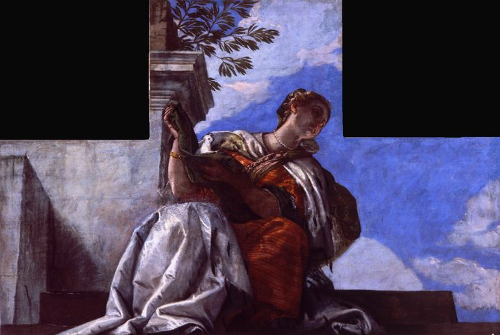 Paolo Veronese~Simplicity or Purity - Old master