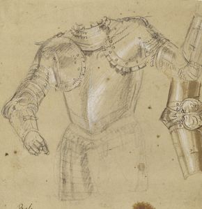 Paolo Veronese~Studies of Armor