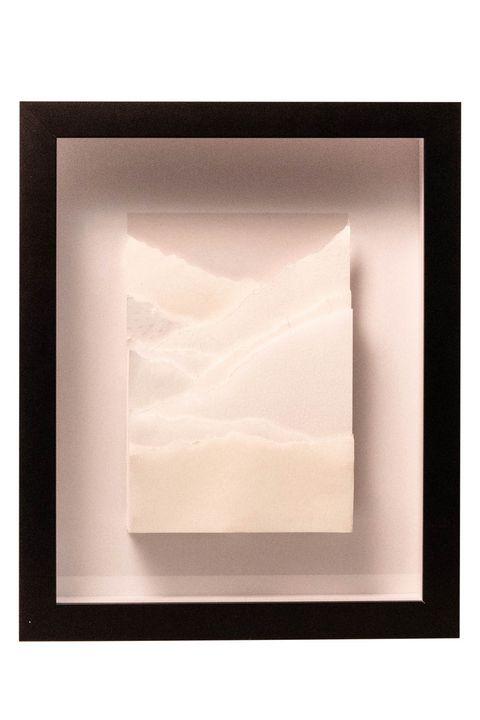 Mountain 1 - White On White Studio