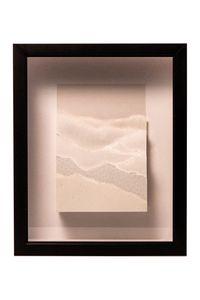 Mountain 2 - White On White Studio